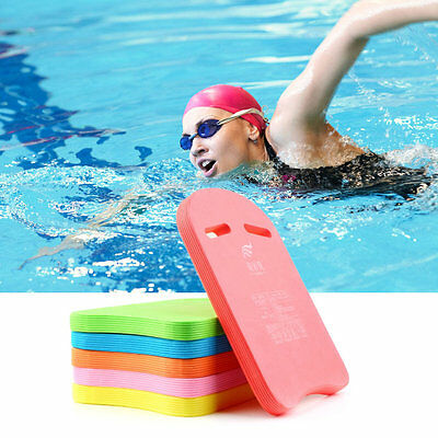 Swimming Swim Kickboard Kids Adults Safe Pool Training Aid Float Board Foam KUS