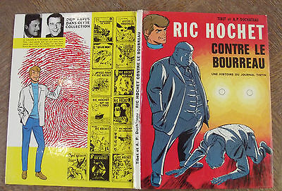 Album Ric Hochet Contre Le Bourreau