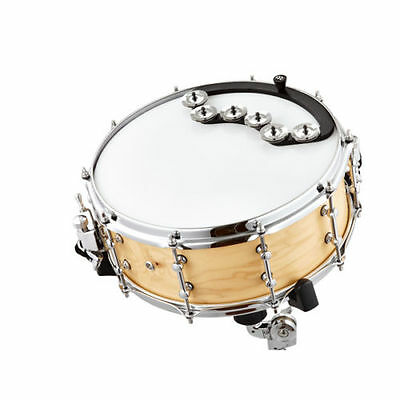 "Meinl 13"" 14"" Back Beat Snare Drum Tambourine"