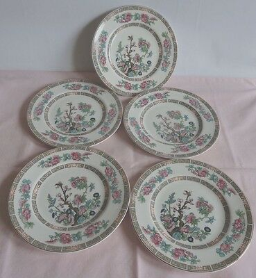 "5  x 7"" Maddock china Side plates."