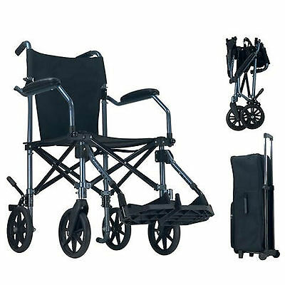 Travelite lightweight Wheelchair With Carry Bag