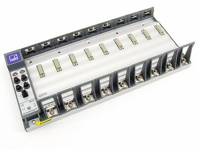 HBM QuantumX BPX001 Back-plane Module rack Hardware HW Revision Rev-No. 1.02