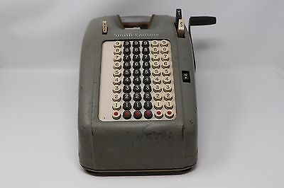 Vintage Smith Corona Adding Machine