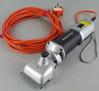 Masterclip Horse / Animal Clippers 120w, with Fine cut 1mm blades, 8m lead