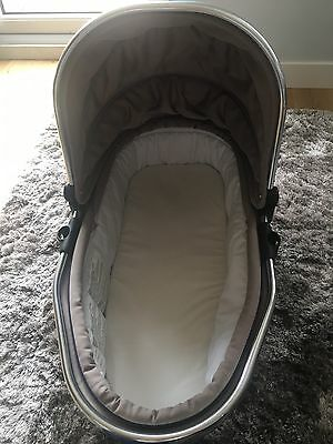 Icandy Peach3 Blossom Carrycot Azure