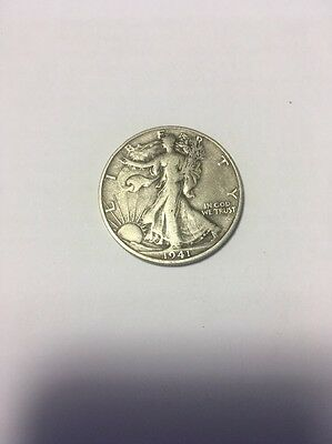 Half Dollar 1941 Walking Liberty 1/2 Silver Dollar