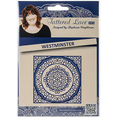Tattered Lace Metal Die Westminster 139925