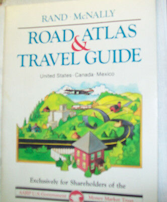 AARP Rand McNally Road Atlas & Travel Guide