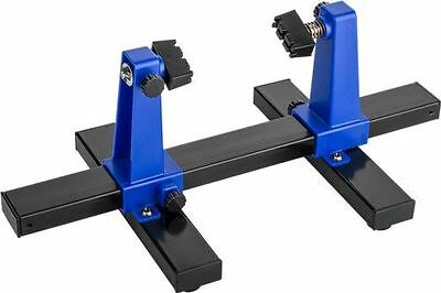 Fixpoint Circuit board holder black-blue suitable for securing workpieces 51220