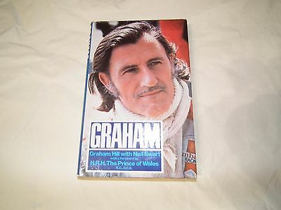 Graham Hill Book By Neil Ewart Isbn 0 09 127930 5