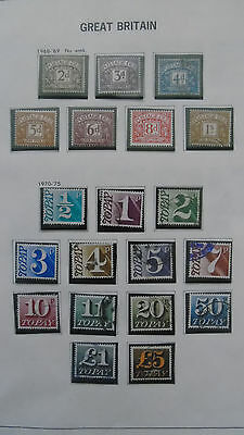 Stamps onwards approx 1963/68/69