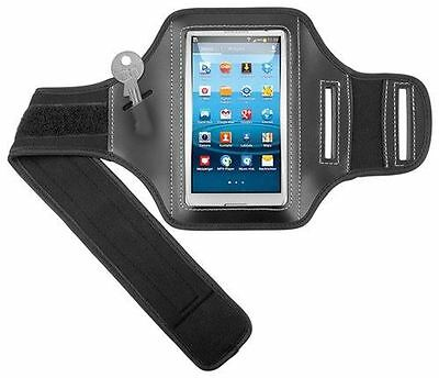 Goobay 5'' sport bag Armband black-silver for Samsung Galaxy S3,S2,S4 & HTC one