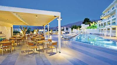 4 star All Inclusive holiday for 2 to Rhodes