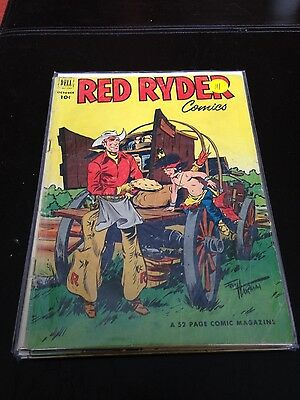 Red Ryder #111 comic book