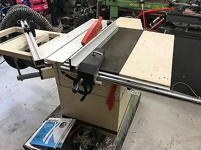 Jet JTS-600X Table Panel Saw with sliding carriage 240v