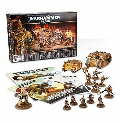 Warhammer 40k: Talons of the Emperor