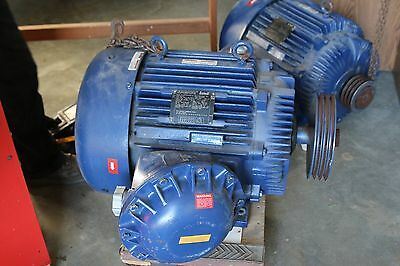 Marathon XP Hazardous Location Motor 75hp 3 Phase 230/460 365ttgs4046an