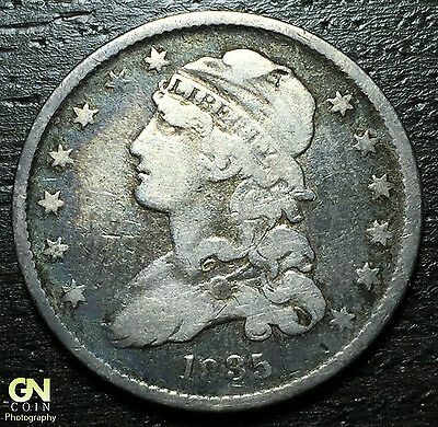 1835 Capped Bust Quarters --  MAKE US AN OFFER!  #W1270 ZXCV