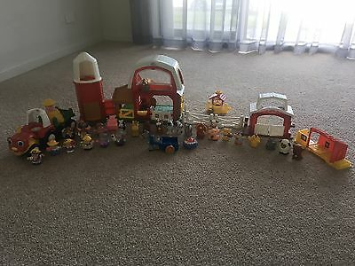 Little People Farm Fisher price