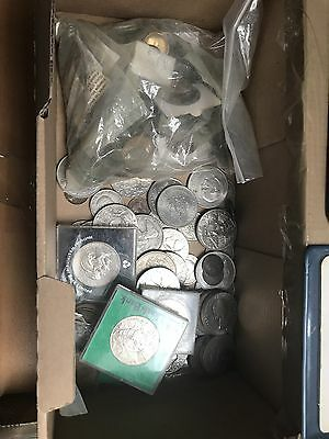 Job Lot Massive Amount Of Coins - Some Metal Detector Finds