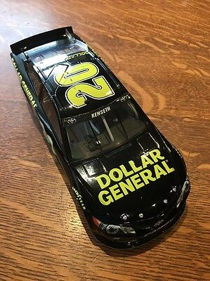 NASCAR Diecast 1:24 Matt Kenseth Custom Test Car 2014