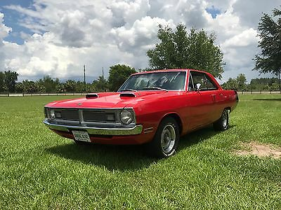 1970 Dodge Dart Swinger 1970 Dodge Dart Swinger 340 4speed numbers matching