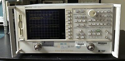 Agilent/HP 8719D Microwave Vector Network Analyzer 50MHz - 13.5GHz, Fully Tested
