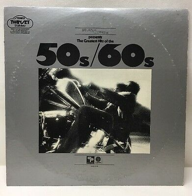 The Greatest Hits Of The 50s & 60s SLB-6718 Is Double Lp Record