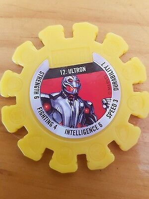 Rare woolworths super hero disc
