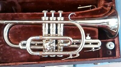 Vintage Ambassador Olds Cornet w/ Case - Made in Fullerton, CA