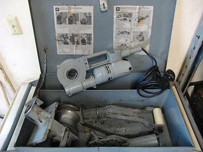 Ideal Wire And Cable Puller Pulling Systems Greenlee 120V Works Great
