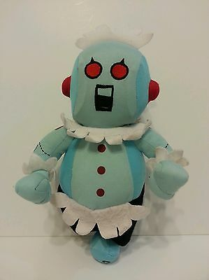 "THE JETSONS ROSIE ROBOT Maid Housekeeper 15"" Toy Factory Hanna Barbera Plush"