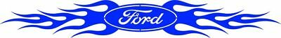 DXF CNC dxf for Plasma Router Clip Art Vector Ford_logo_2 Flames Man Cave