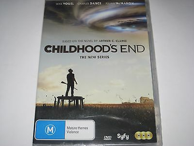 CHILDHOOD'S END the mini series dvd NEW/SEALED R4