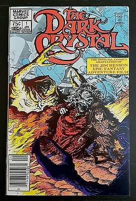 Dark Crystal #1 (1983 Marvel) *movie Adaptation* Nm/nm+