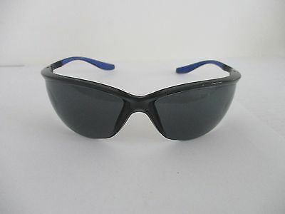 12 PAIRS box Protector Smoke Safety Glasses   FREE POSTAGE