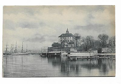 Kristiania (Oslo) Norway Old Vintage Postcard Unposted   174A