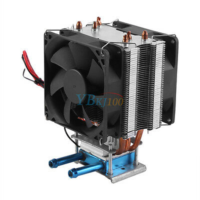 Thermoelectric Peltier Semiconductor Refrigeration Water Cooling System Cooler