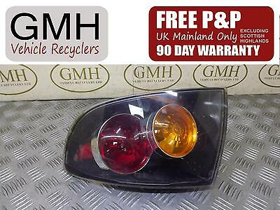Mazda 3 Right Driver Offside Rear Outer On Body Taillight / Light 5 Pin 2004-06§