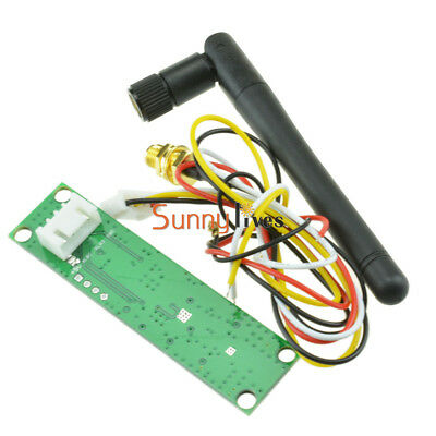 2.4G DMX512 DMX Wireless Stage Light LED Controller PCB Modules Bare Board
