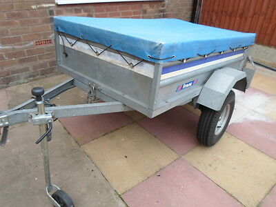 Tipping Trailer 5 x 3