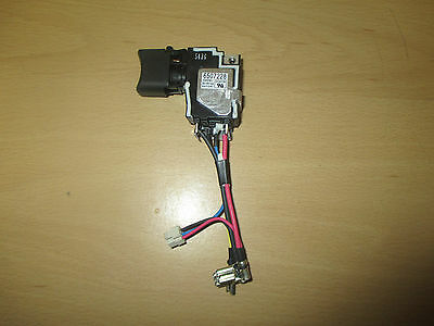 Genuine Makita Trigger Switch BTD134 BTD146 DTD146 Impact Driver New 650722-8
