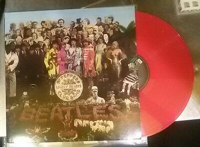 THE BEATLES. Sgt.peppers lonely peppers Lp vinile