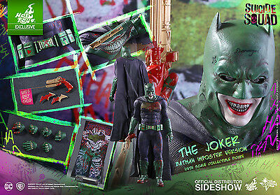The Joker (Batman Imposter Version) Sixth Scale Figure by Hot Toys