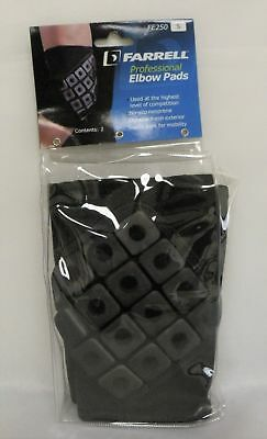 Farrell Professional Elbow Pads Set of 2 FE250 - Medium or Small