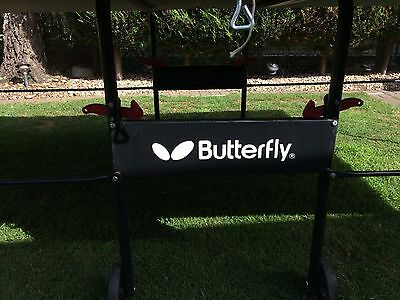 Butterfly Table Tennis Table