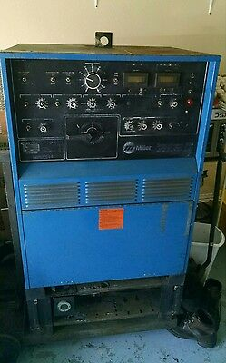 REDUCED PRICE Miller 90's Syncrowave 350 AC/DC TIG