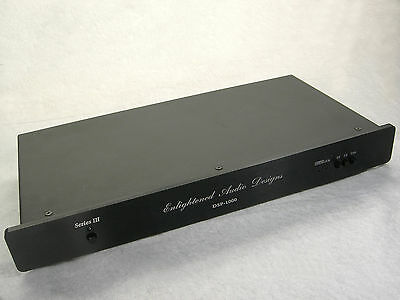 Enlightened Audio Designs DSP 1000 Series III Digital Processor D/A converter