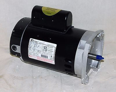 CENTURY B2853 Pool Pump Motor 1 HP 3450 RPM 115/230V