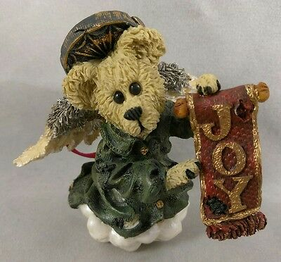 Boyds Bears and Friends Serena Joy Angel Christmas ornament 25711